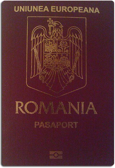 romanian-passport